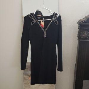 Large bebe dress